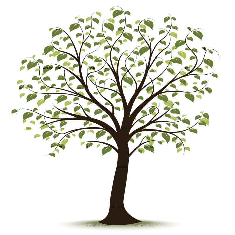 Line Art clipart clipart design Tree family … art …