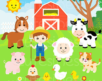 Mall clipart cute Clipart Art / Farm Animal