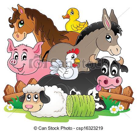 Moving clipart farm animal #9