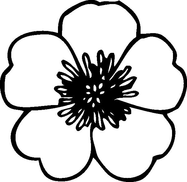 Buttercup clipart silhouette Clipart patterns Traceable pdclipart compdclipart