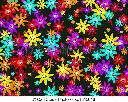 Line Art clipart flower wallpaper With  of Cute flower