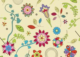 Line Art clipart flower wallpaper Flower Free vector Pattern Pattern