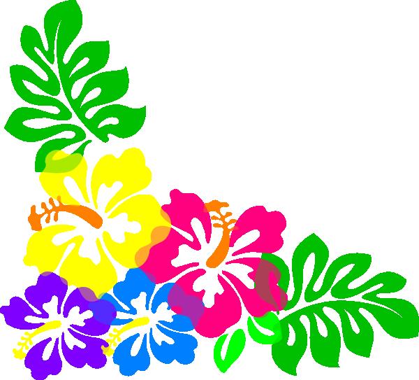 Line Art clipart flower wallpaper Hibiscus Free Art Clip Flower