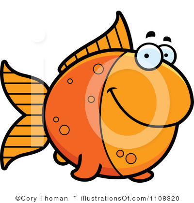 Line Art clipart golden fish Clipart Clipart Panda clipart%20goldfish Clipart