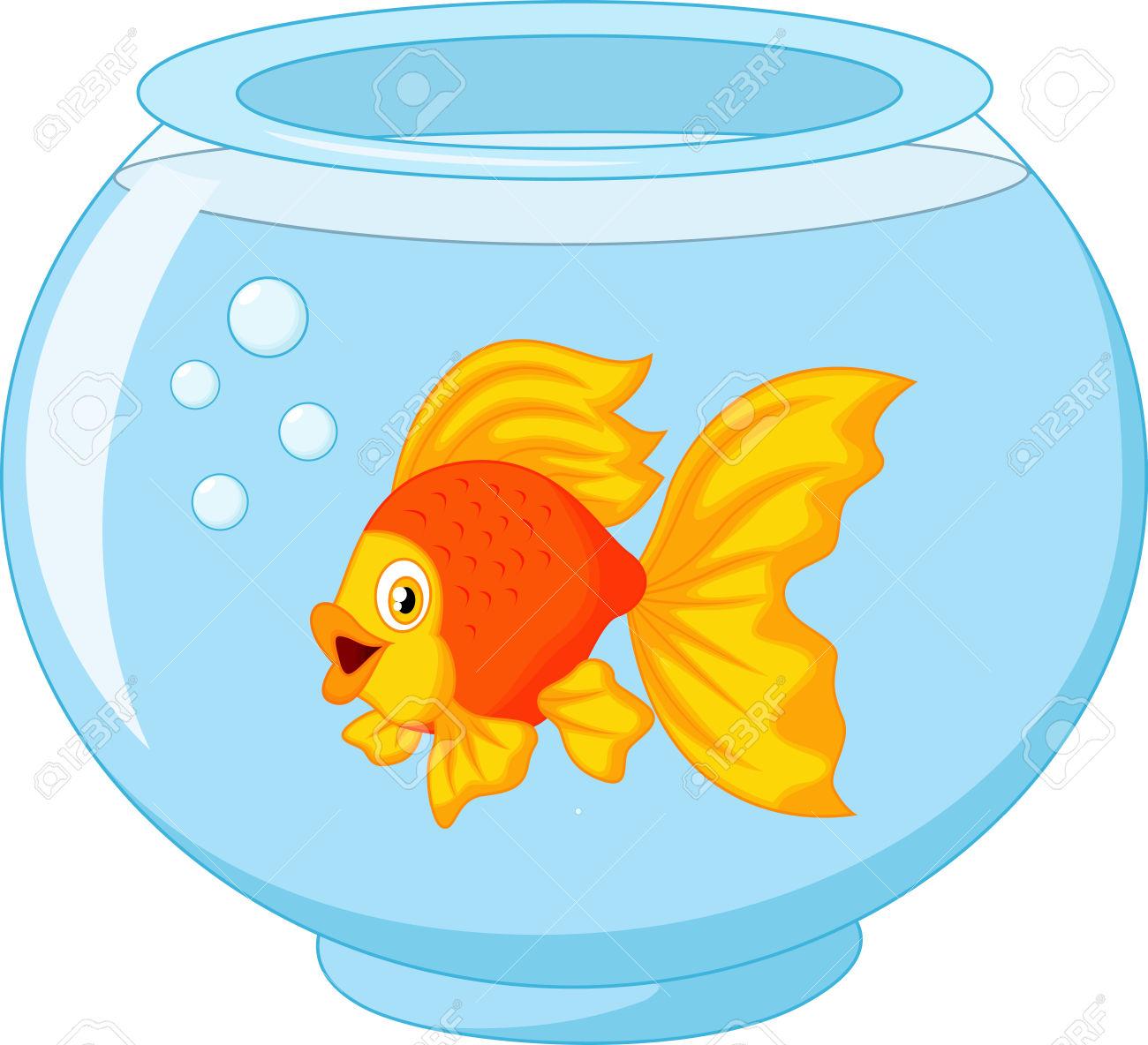 Pet clipart goldfish bowl Clip bowl Fish images collection
