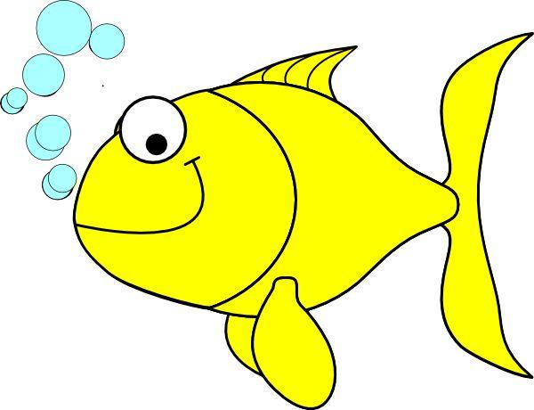 Fins clipart cartoon fish Clipart Clipart Fish Free Simple