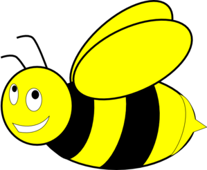 Yellow clipart black and white Bee Clipart Clipart Cute busy%20bee%20clipart