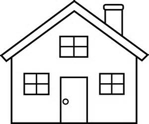 White clipart houseblack House clipart Clipart Free Clipart