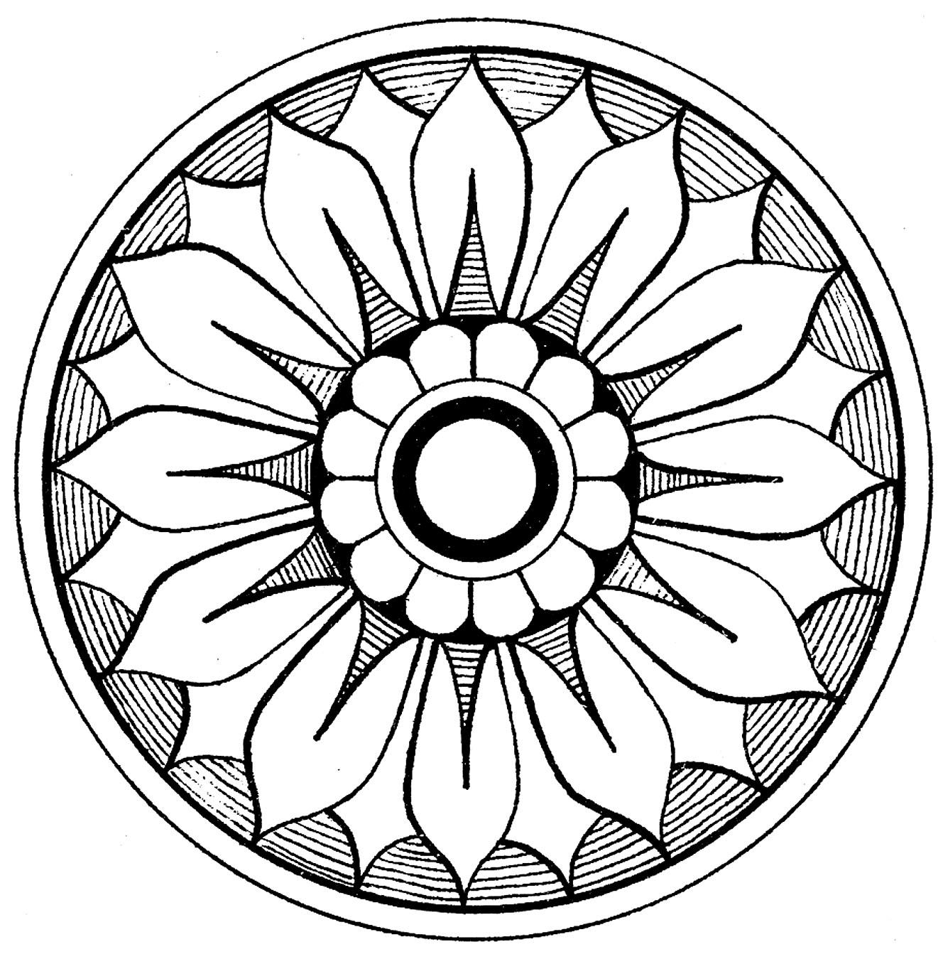Ornamental clipart graphic design Clip Free Download Design Antique