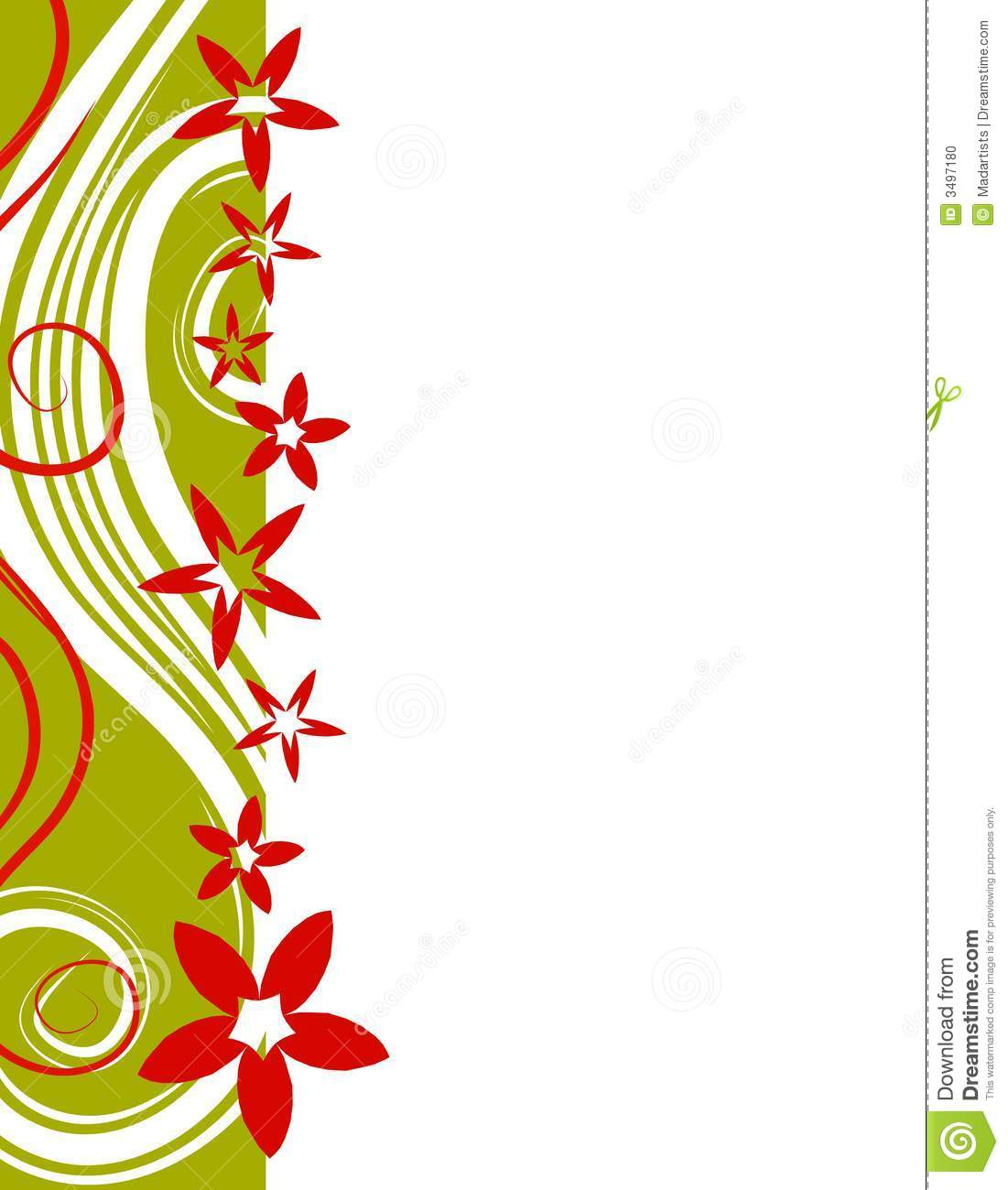 Poinsettia clipart horizontal flower border Border Clipart Free Clip free%20vintage%20christmas%20clip%20art
