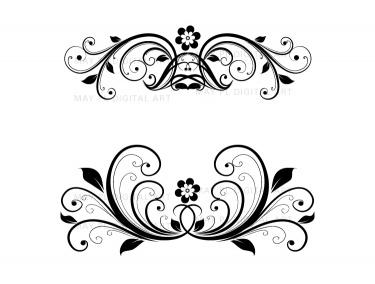 Decoration clipart wedding invitation Invitation Wedding artwork Art Clip