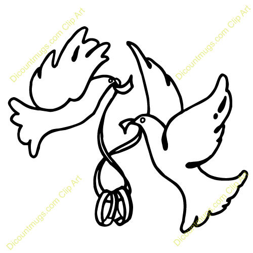 Mourning Dove clipart wedding symbol Clipart Panda Wedding Clipart ring%20clipart%20black%20and%20white