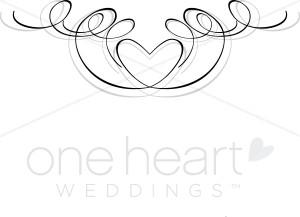 Lines clipart accent Heart Clipart Heart Accent Clipart