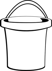 Lines clipart bucket Sand Bucket ·  And