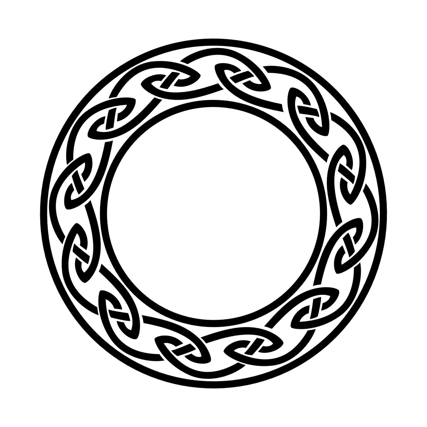 Celt clipart circle Irish png tatuaje (1654×1654) irish