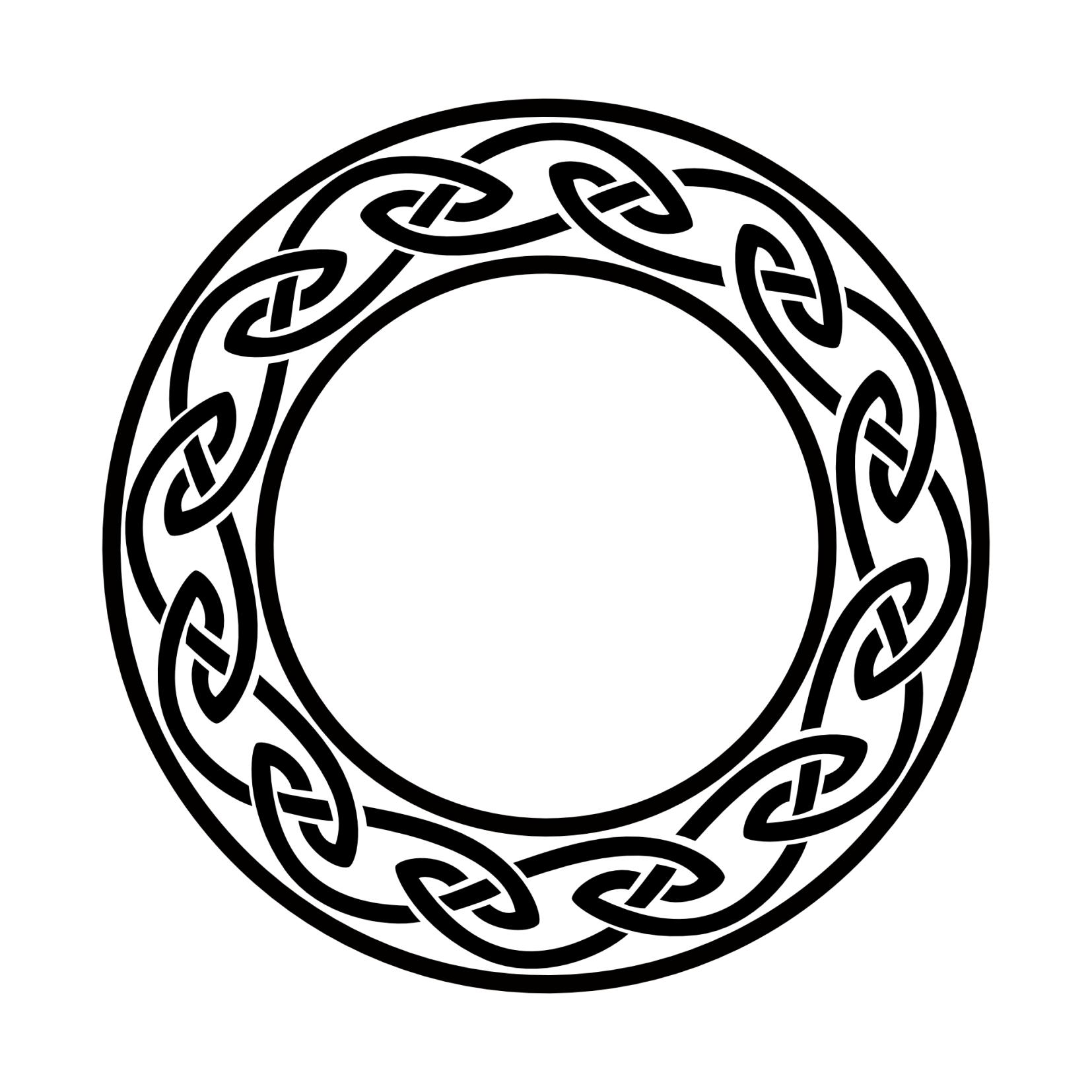 Celtic clipart circle (1654×1654) Pinterest L circle (1654×1654)
