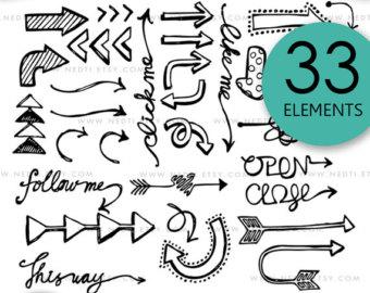 Line clipart doodle Clip Doodle Images Clipart Art