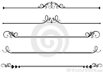 Line clipart filigree  Explore Filigree hebt lijnen