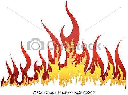 Lines clipart fire Background Art Vector background