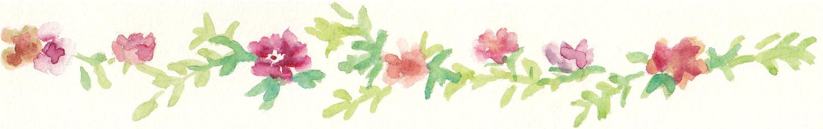 Line clipart floral Clip line Line Art Floral