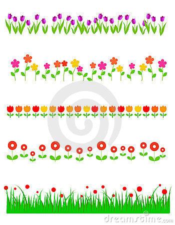 Line clipart floral Clipart Clipart Floral Floral Line