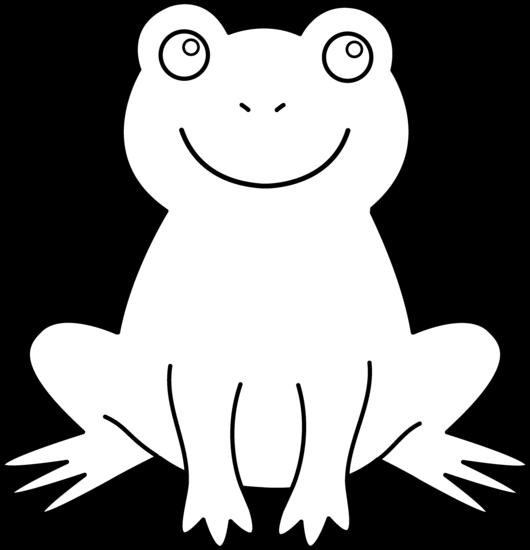 Amphibian clipart outline Download Clip Art on Free