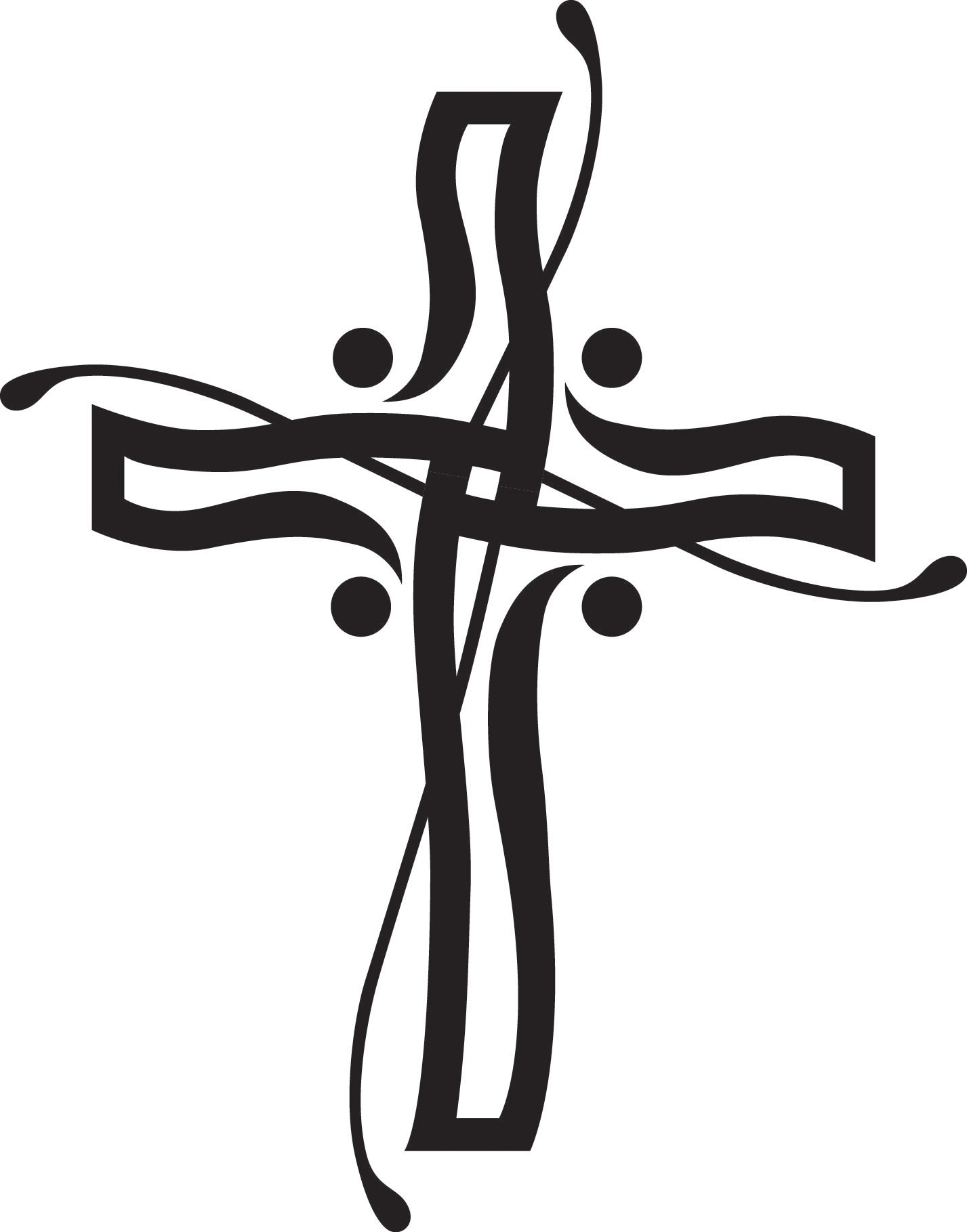 Celt clipart catholic funeral Christian websites your images art