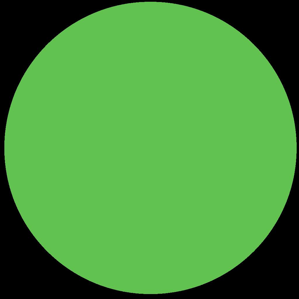 Line clipart green Circle Line Circle File:LACMTA svg