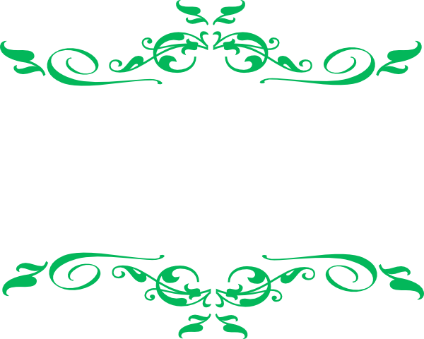 Line clipart green Clip as: this Green Swirl