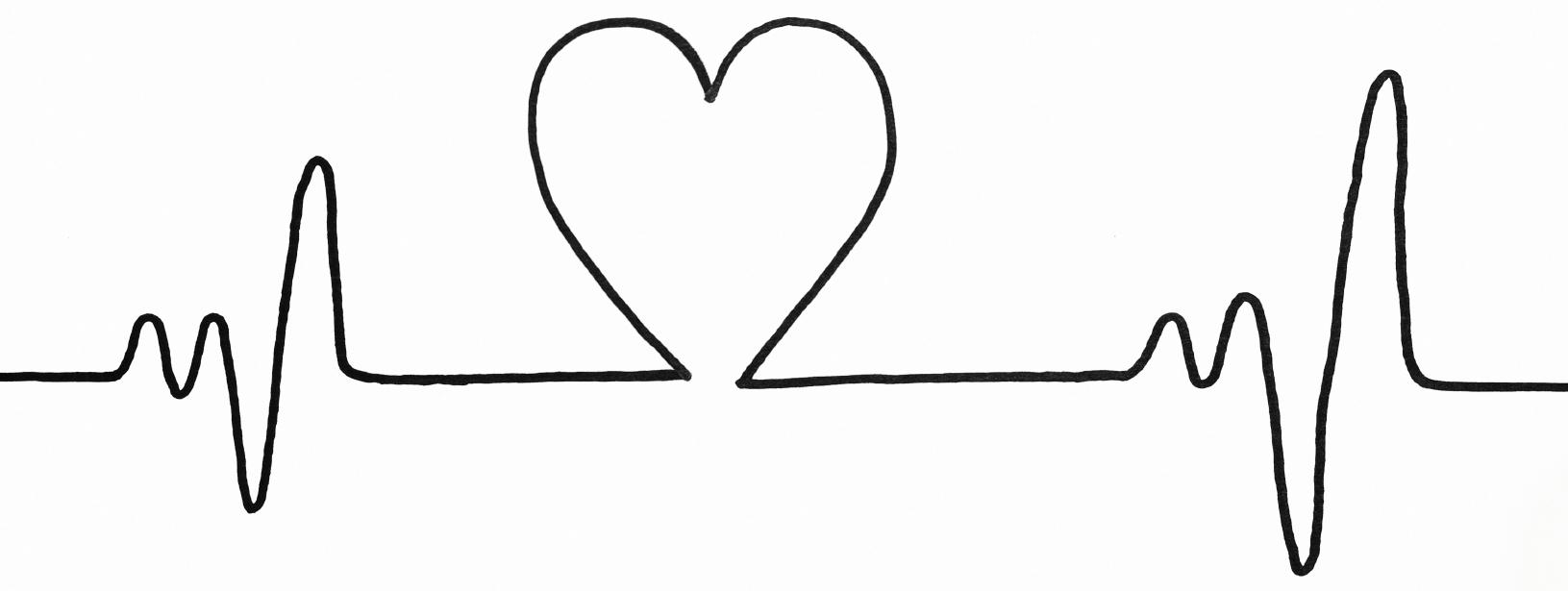 Rate clipart heart rhythm #6
