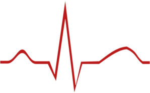 Lines clipart heart beat Heart Clip Clip png clipart