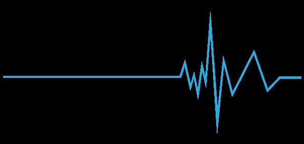 Lines clipart heart rate Healthsanaz Heartbeat Art com HLP10