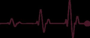 Lines clipart heart rhythm Clipart Beat Line Art Download