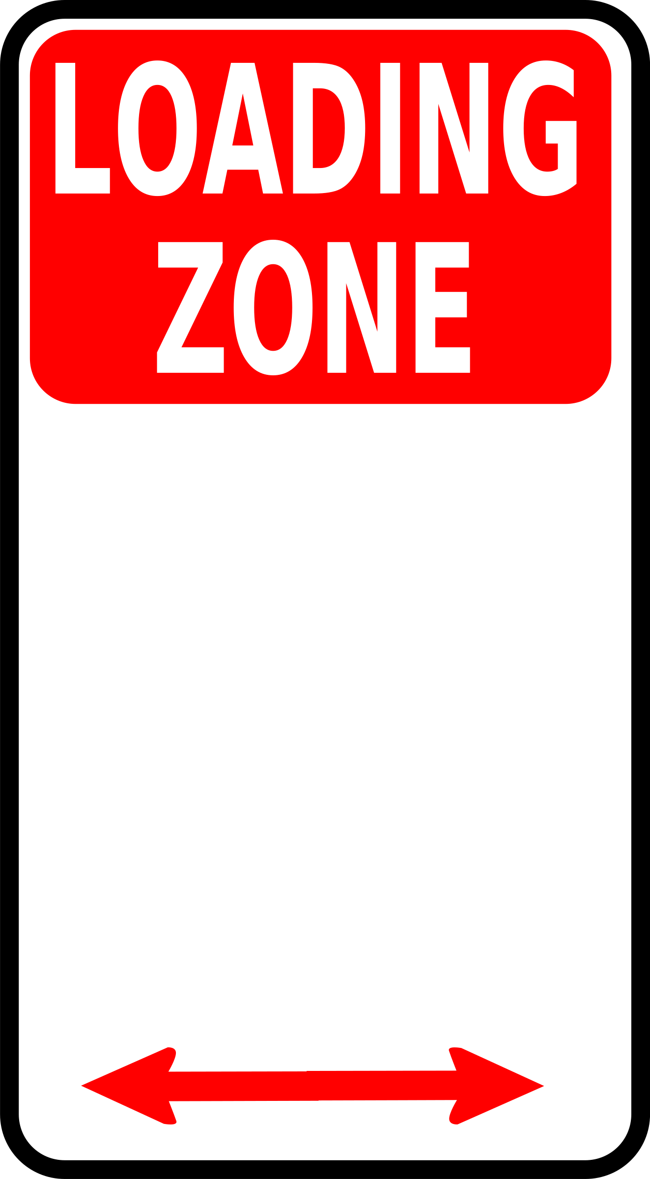 Line clipart loading Sign sign zone Clipart loading