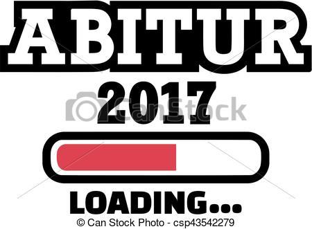 Line clipart loading Graduation Abitur 2017 high Vectors
