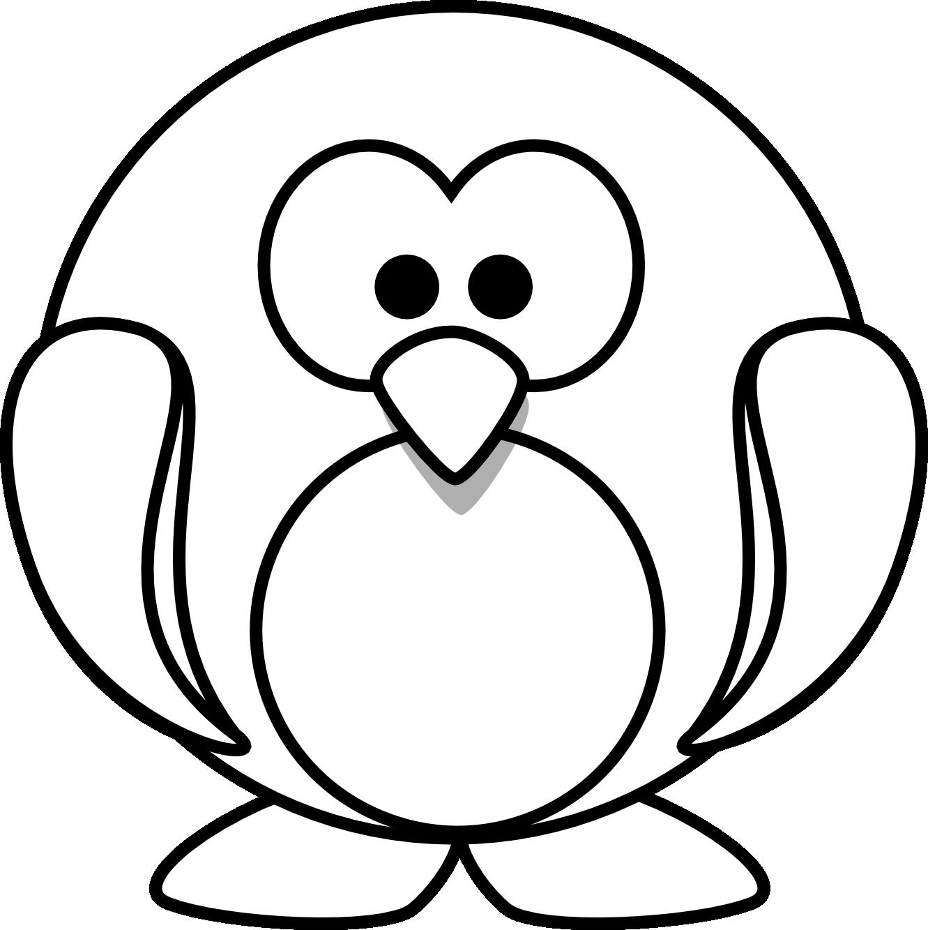 Color clipart penguin Clipart Download Clip Pages Cartoon