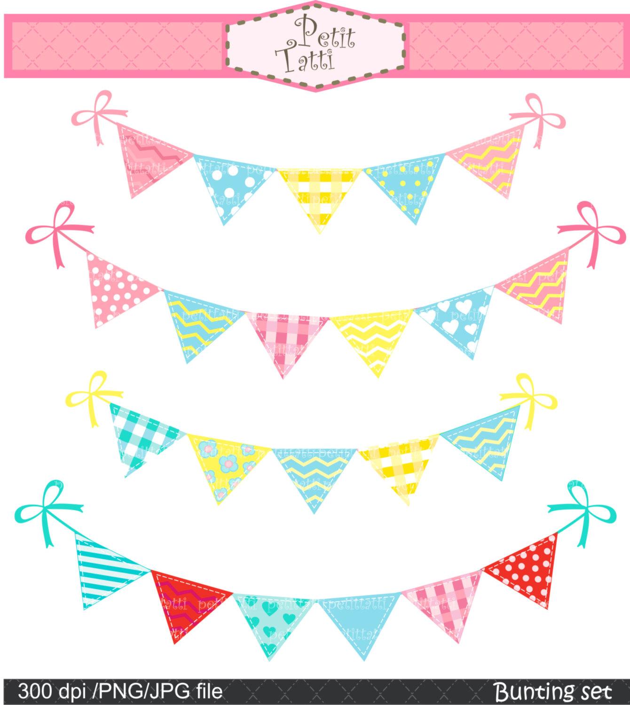 Triangle clipart celebration banner Banner Clipart Polka  Dot