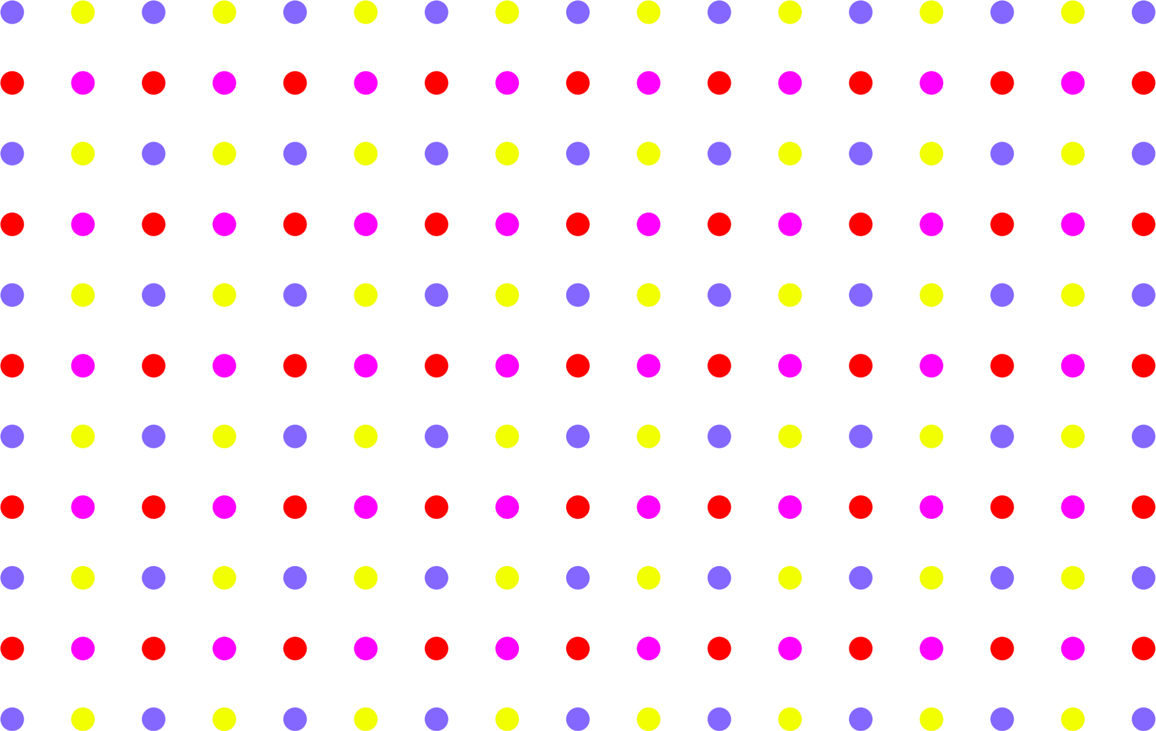 Lines clipart polka dot Colorful Dot Pattern Seamless Clipart