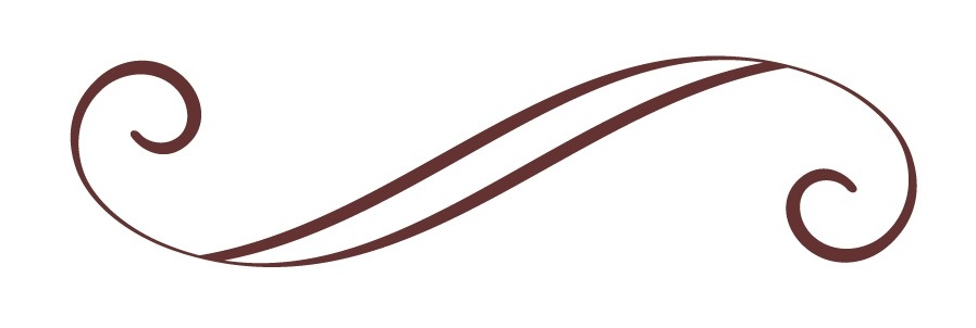 Simple clipart scrollwork Clip Art Clip Clip Scroll