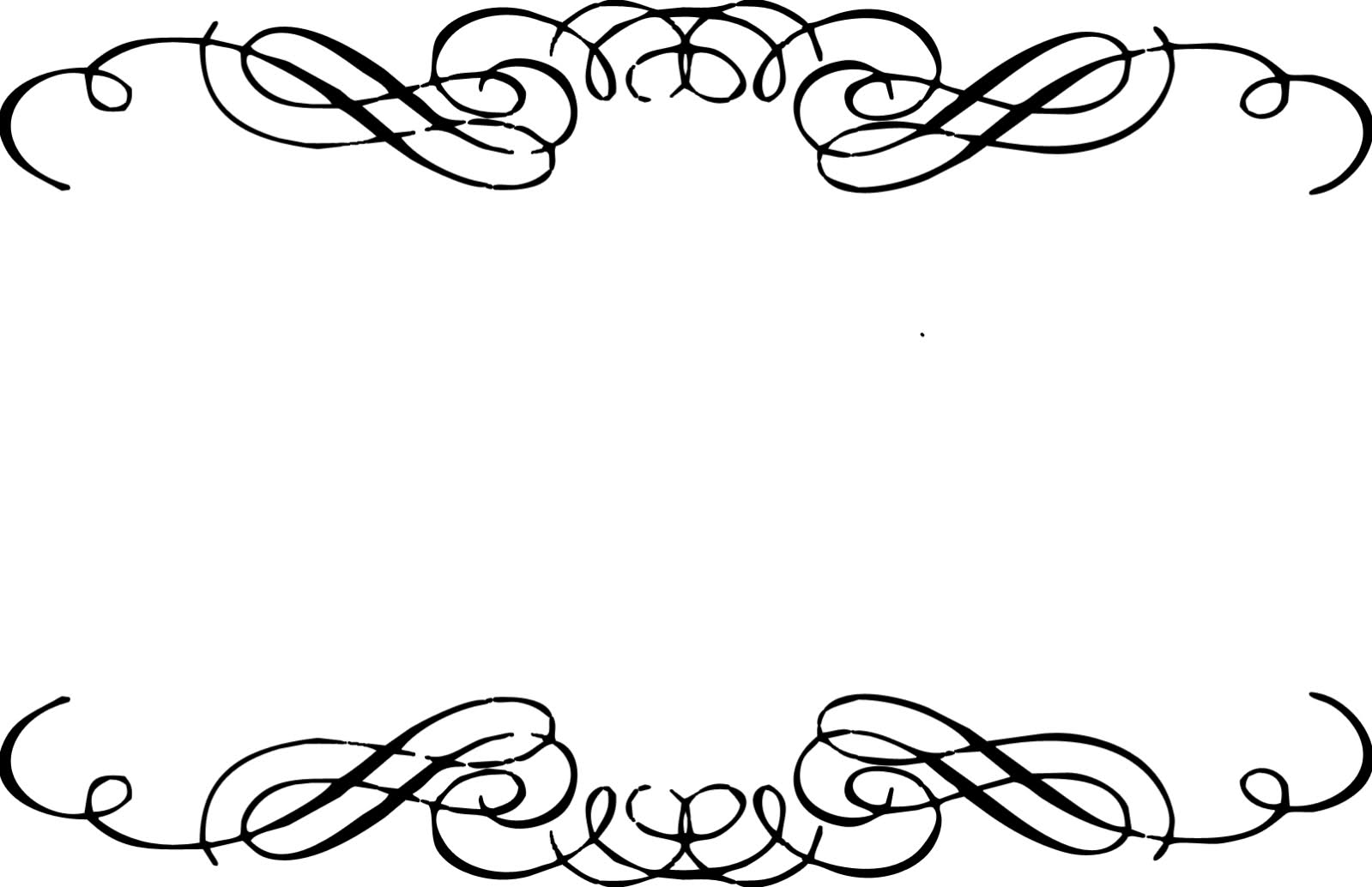 White clipart scrollwork Scroll Clipart  art Collection