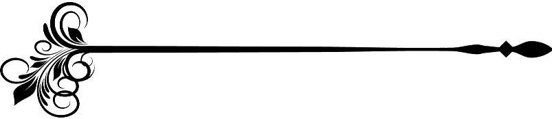 Western clipart divider Collection Divider decorative Separator line