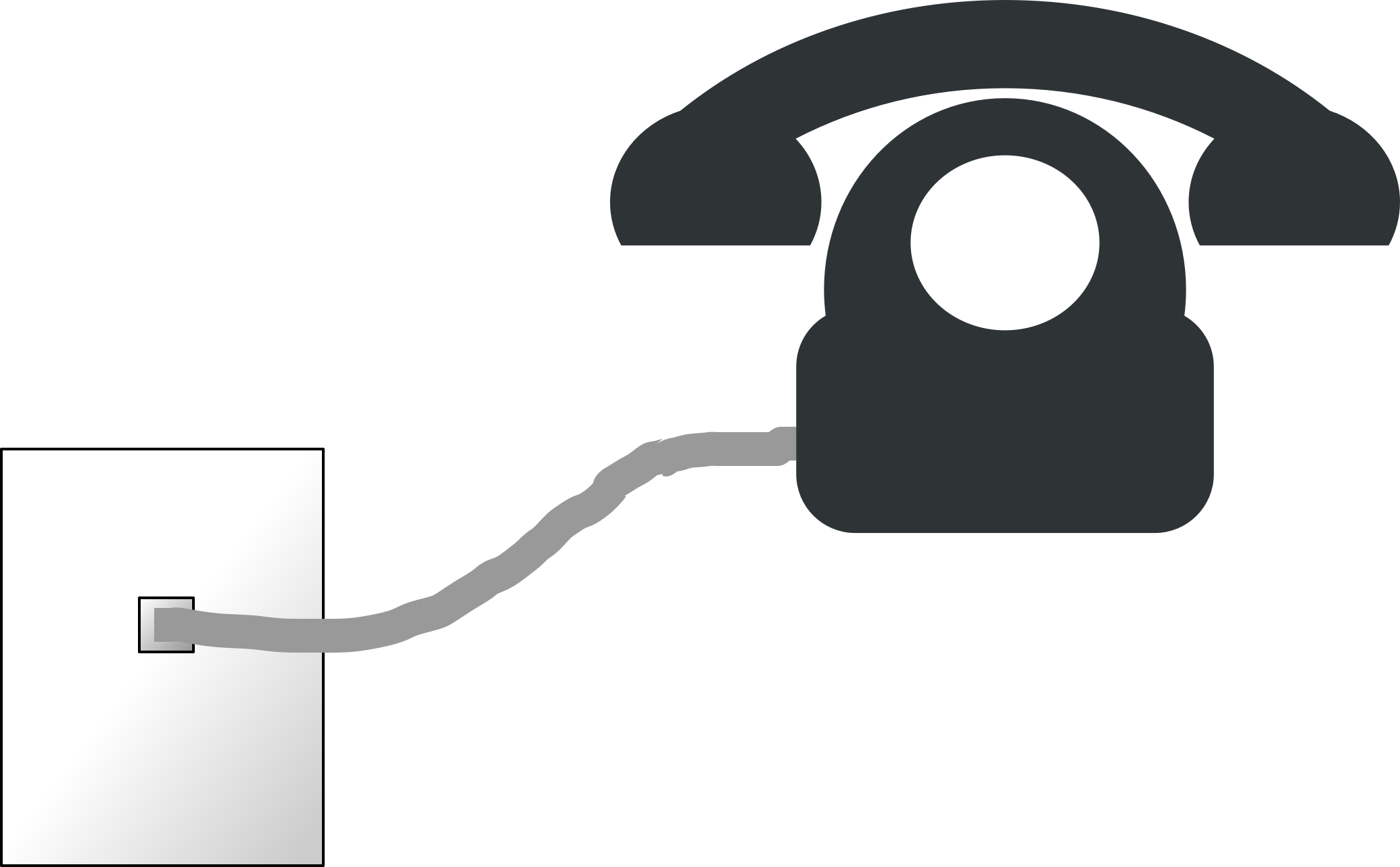 Lines clipart telephone wire Collection on clipart Line Phone