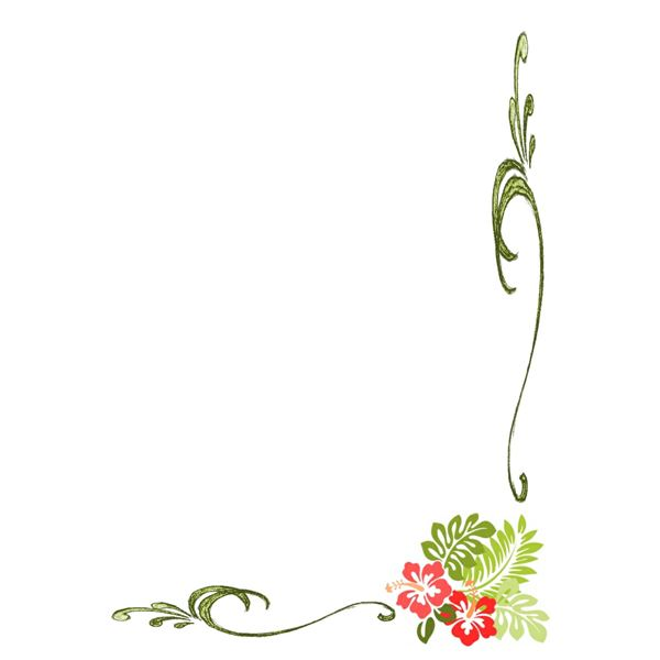 Decoration clipart simple page corner Borders Page and For Free