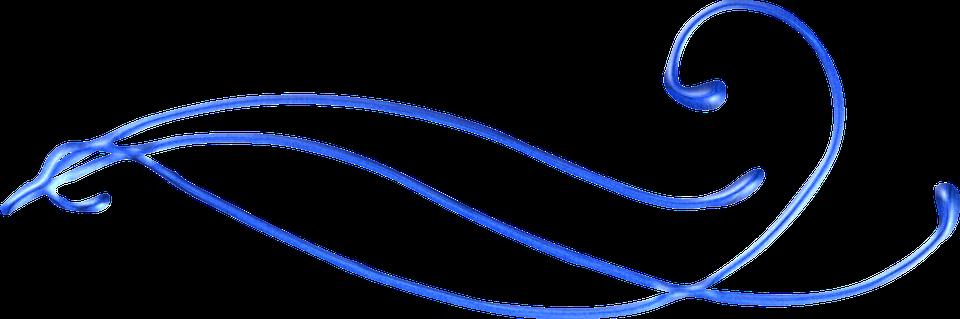 Line clipart transparent Blue PNG Free Images PNG