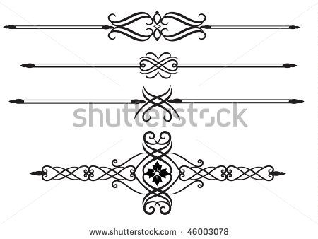 Lines clipart elegant Sign In new Offset com