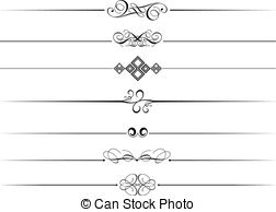 Line clipart vector 179 dividers Images on Clipart