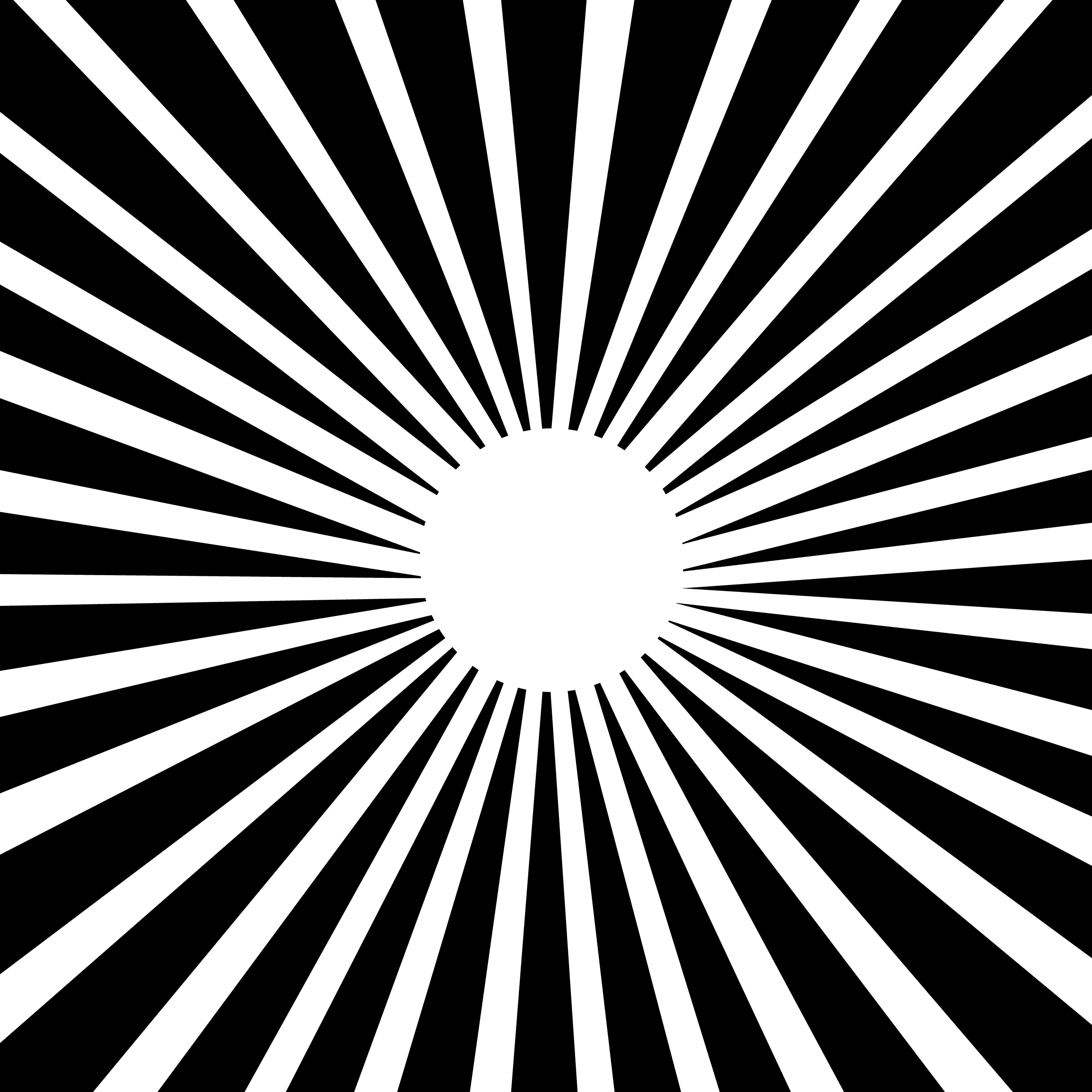 Pattern clipart burst And Black Burst Intense Free