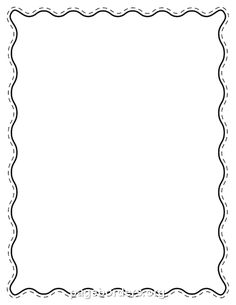 Lines clipart black and white #9
