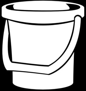 Lines clipart bucket #4