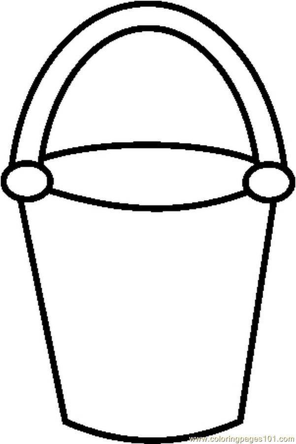 Lines clipart bucket #6